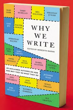 Why We Write.