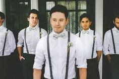 rustic groomsmen - Google Search