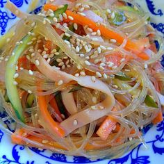 簡単、美味い(^^) - 32件のもぐもぐ - クララさんのあっとゆーま中華春雨サラダ  作りました〜 by orient2go