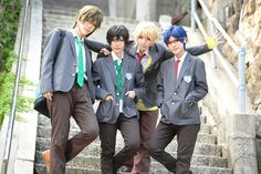Free! Cosplay.