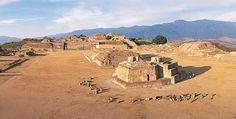 #MonteAlban #Oaxaca antigua capital zapoteca y mixteca