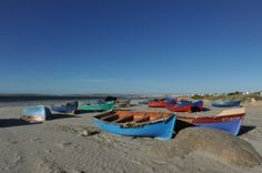 Paternoster Cape Town, West Coast, South Africa, Beach Mat, Boats, Outdoor Blanket, Places, Boating, Ships