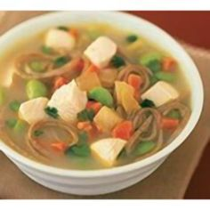 Family recipe: Gingery chicken noodle soup | Star Tribune