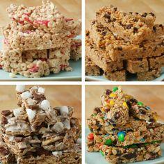 4 Easy No-Bake Treats