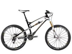 Lapierre Zesty 914 Carbon Mountain Bike 2013 - Full Suspension MTB