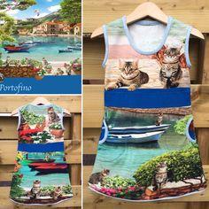 Dress Portofino cats