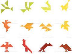 Resultado de imagem para tangram COLORIDO IMAGENS