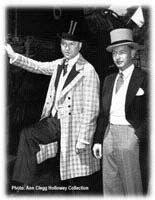 Charles Clegg (1916-1979) was an American author, photographer, and railroad historian. Clegg is primarily remembered as the lifelong companion of famed railroad author Lucius Beebe (1902-1966), and was a co-author of many of Beebe's best-known books. They met in 1940 and continued the writing, photography, and travel that had marked their lives until Beebe's death from a heart attack in 1966. Clegg committed suicide in 1979, on the day that he reached the precise age at which Beebe had…
