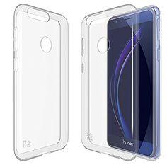 Honor 8 H�lle, KingShark TPU Schutzh�lle Weich Flexibel Silikonh�lle f�r Huawei Honor 8 (transparent)