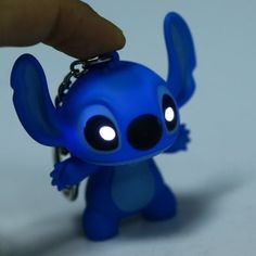 Stitch Style Key Ring