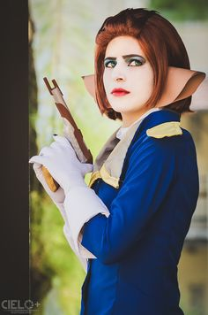 Amelia- Treasure Planet Taken and edited by the lovely- Cielo+ Cosplay Photography https://www.facebook.com/CieloCPhotography?fref=ts