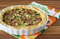 Torta+salata+con+zucchine+e+speck