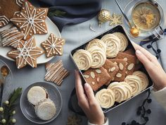 The Chatelaine kitchen lets you in on our top baking secrets to ensure your holiday cookies turn out perfectly every single time.