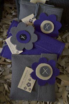 pochette flower meadow