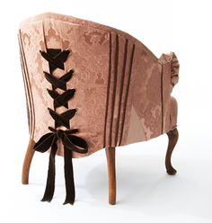 4 Motivated Cool Tricks: Upholstery Tacks Dining Rooms upholstery for beginners diy.Custom Upholstery Fabrics upholstery tips carpets.Upholstery Furniture How To Make. Funky Furniture, Unique Furniture, Painted Furniture, Furniture Design, Chair Design, Bespoke Furniture, Painted Dressers, Automotive Furniture, Automotive Decor