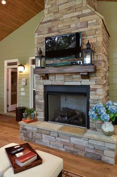 24 best fireplace images on pinterest stone fireplaces fireplace rh pinterest com