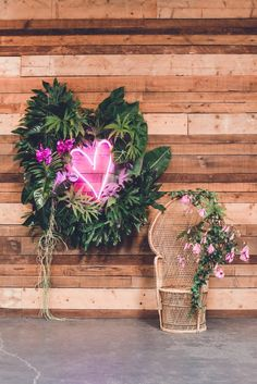 The Style Light Co - love neon with floral Havana Nights Party, Tropical Style, Neon Lighting, Event Decor, Wedding Decorations, Neon Decorations, Event Planning, Marie, Backdrops