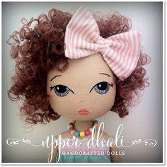 Gifty Goodness… Upper Dhali Handmade Dolls!