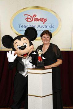 Heather Renz, Disney Teacher 2006