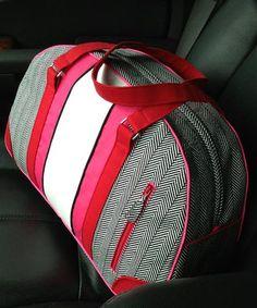 Betty Bowler Bag sewing pattern: