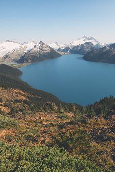 Garibaldi Lake ➾ Jayme Gordon