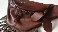 DIY Waist hip bag,belt bag,fanny pack (pattern) torebka nerka ,torebka na pasku DIY(wykrój) | Anielska Aniela-DIY,Tutorial,Sewing, Refashion, Trashion,Jewellery,Recycling -Blog o przeróbkach