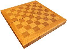 Tabla de șah tăiată - SetThings Butcher Block Cutting Board, Poker