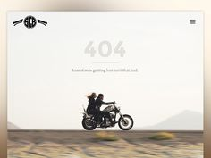 404 Page Inspiration — Muzli -Design Inspiration — Medium