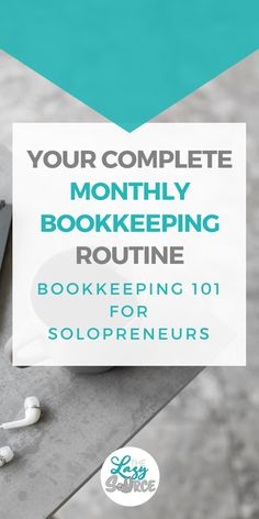 Once you conquer the initial learning curve and backlog hurdles, maintaining a clean bookkeeping system can actually become a really low-energy, habitual process. Business Management, Business Planning, Business Tips, Online Business, Finance Business, Financial Planning, Money Management, Business Marketing, Business Website
