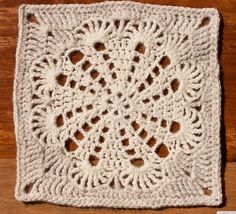"Free pattern for ""Enough Love to Go Around Square""!"