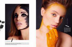 """Moda Orgánica"" para RevistaCarasTemas. Producción   Carola Piña Fotografia     Guille Vargas Pohl Modelo          Ignacia Walton Estilista          Bernardo Ojeda GlamArtist Maquillaje      Denis Rodrigo Basso Castro  #maquillaje #belleza #ModaOrganica #concepto #idea #textura #DenisBasso #mua #makeupartist #maquilladorchileno #carastemas #detox #natural #ideas #organico #elementos #esikapro #makeup #design #art #stylist #fashion #magazine #cosmeticos #consejos #natural  #elitemodelchile"