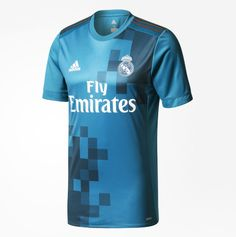 The Premier Online Soccer Shop. Gear up for 2018 FIFA World Cup Russia Shop a huge selection of authentic and official soccer jerseys, soccer cleats, balls and apparel from top brands, soccer clubs & teams Soccer Kits, Football Kits, Football Jerseys, Real Madrid Third Kit, Camisa Real Madrid, Real Madrid Crest, Sports Jersey Design, Top League, World Soccer Shop