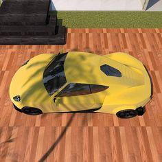 Diseño de carrocería tomando como base el chasis de un #toyota mr2 #diseño #render #design #car #cardesign #3d #vehicle #coche #vehiculos #lifestyle #luxe #luxedesign #infographic #sevilla #spain #ibiza #marbella #valencia #madrid #barcelona #paris #itali