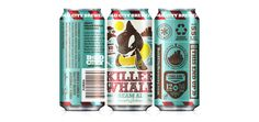 Kendrick Kidd Identity and Packaging - Old City Brewer