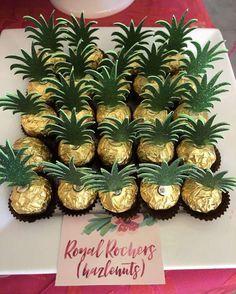 Aloha with Gold Pineapples & Flamingos Birthday Party Ideas Mckinleys Hawaian / Aloha Dance Pool Aloha Party, Hawaii Birthday Party, Spongebob Birthday Party, Luau Theme Party, Hawaiian Party Decorations, 10th Birthday Parties, Birthday Party Themes, Hawaiin Party Ideas, Hawaiin Theme Party