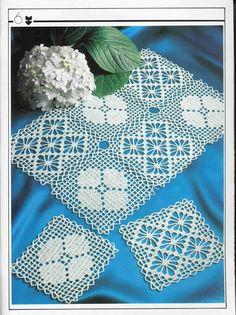 Decorative Crochet Magazines 19 - Gitte Andersen - Álbumes web de Picasa