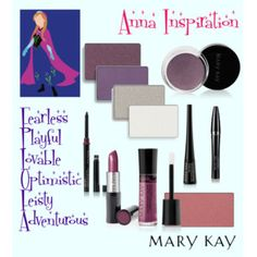 Disney Inspired - Anna http://www.marykay.com/lisabarber68 Call or text 386-303-2400