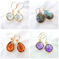 Exquisite Earrings from Lauren Amos Designs