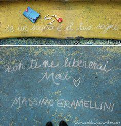 se un sogno è il tuo sogno non te ne libererai mai (Massimo Gramellini)