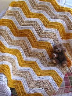 baby blanket , if someone wanted to make my next baby a blanket like this...I would NOT be mad! :)