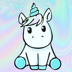 Kawaii uploaded by ♡ A n t o ♡ on We Heart It Unicorn Drawing, Unicorn Art, Cute Unicorn, Rainbow Unicorn, Inspirational Wallpapers, Cute Wallpapers, Bff, Unicorn Backgrounds, Unicorn Images