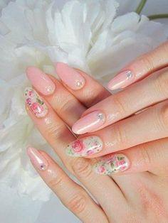 Flower Nail Art-14