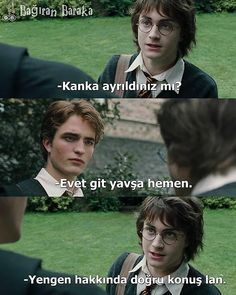Hogwarts'dan Treniyle Gelmiş 26 Komik Harry Potter Caps'i 26 Funny Harry Potter Caps Arrived by Hogwarts on Train Harry Potter Comics, Harry Potter Cast, Harry Potter Memes, Hogwarts, Funny Photos, Funny Images, Hery Potter, Ridiculous Pictures, Funny Share