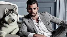 Model: Nyle DiMarco / Photographer: Yu Tsai  / Cycle: 22 (No Height Requirement)
