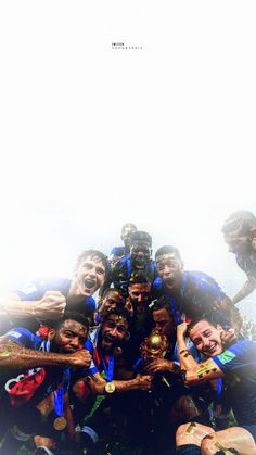 World Cup Champion 2018 ✌France France National Football Team, France National Team, France Football, France World Cup 2018, France Team, Soccer World Cup 2018, Fifa World Cup, France Fifa, World Cup Champions