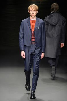 15c98b155988 Salvatore Ferragamo Men s Fall 2017