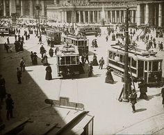 Piazza San Pietro Anno: 1900 ca.