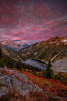 North Cascades, Washington State
