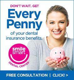 Read: How to Maximize Your Dental Benefits #bradenton #sarasota #dentist http://smilesmartdentalcenter.com/blog/