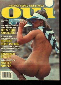 Oui April 1987